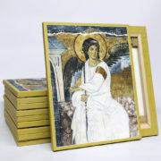 Бели Анђео (56х72)