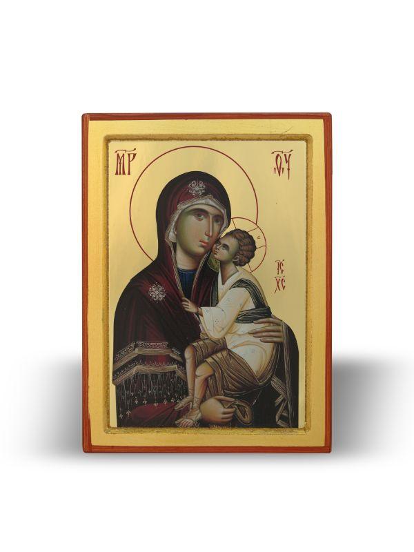 Пресвета Богородица Умилење (21×16)