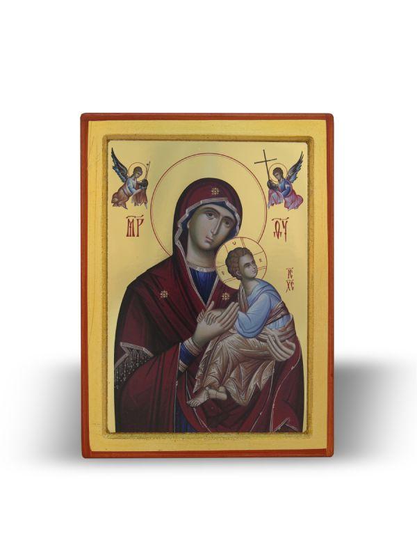 Presveta Bogorodica Strasna/Stradalnasa Gospodom Isusom Hristom (21х16)