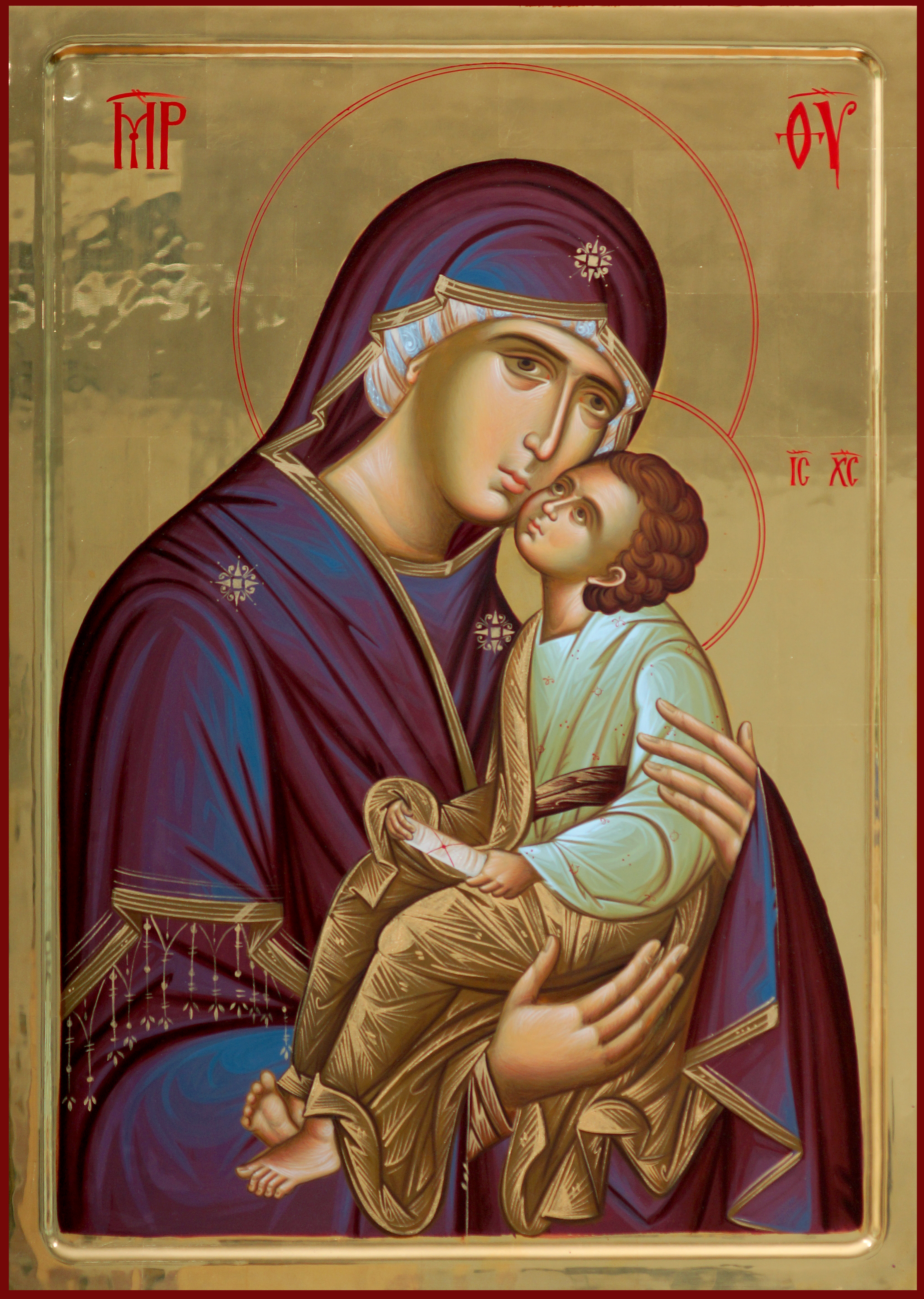 Presveta Bogorodica Umilenje