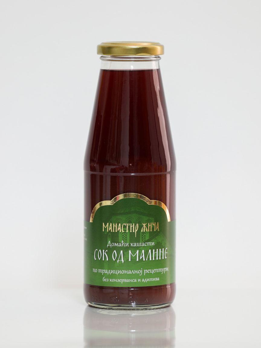 Сок од малине 0,72л