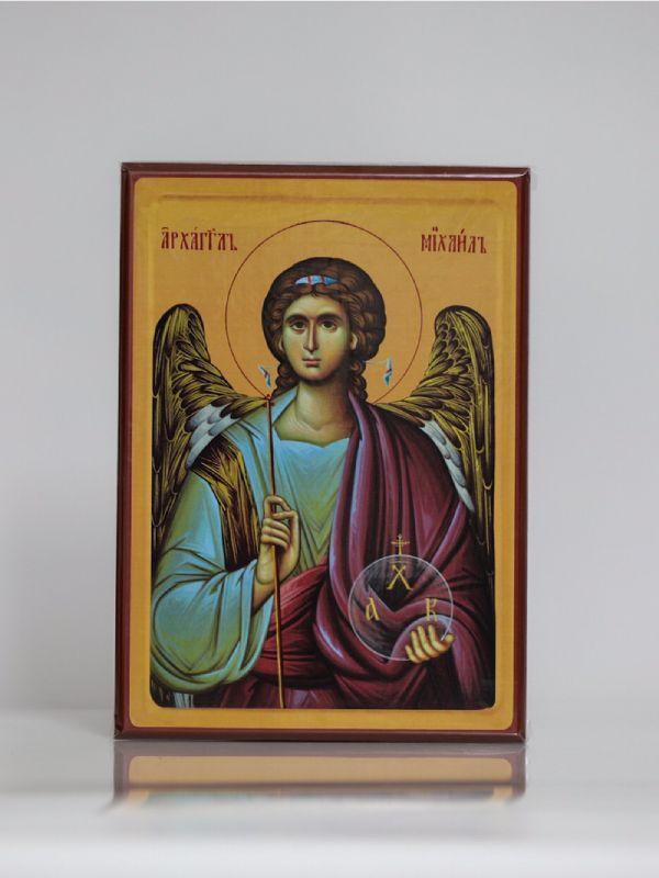 Свети Архангел Михаило, Каширана икона, А4