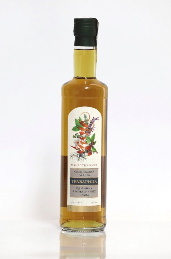 Travarica rakija (500ml)