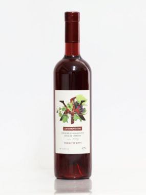 Манастирско црвено вино